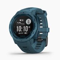 Jam Tangan Garmin Instinct GPS Watch Lakeside Original