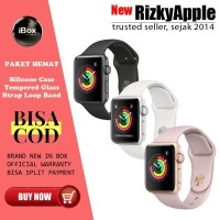 Apple Watch Series 3 GPS Aluminum Black + Black Sport Band 42MM