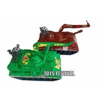 Mainan Free Wheel Mobil Mobilan Tank Bertempur