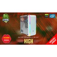 Paket PC Enter Gaming E-Sports HIGH INTEL X Nvidia Graphics