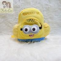 Tas Anak Minion Karakter Minions Kids Bag Murah Hadiah Kado Import