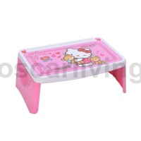 Lap Desk Napolly / Meja Lipat Anak Karakter - Hello Kitty