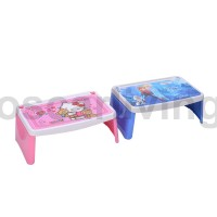 Lap Desk Napolly / Meja Lipat Anak Karakter - Frozen