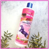 VIENNA shampo 350ml Horse oil hair fall control camellia & olive oil