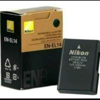 PROMO baterai kamera nikon D3200