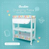 Baby Tafel Cocolatte / Changing table / meja mandi bayi