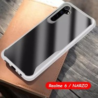 SoftCase Realme 6 / Narzo Clear Case Focus Premium Transparant