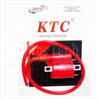 KTC Coil Ingition Koil Racing Injeksi Vixion Beat FI Scoopy FI Merah