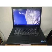 Laptop DELL Latitude E6510 Core i7 NVIDIA BlackLight Murah Siap Pakai