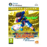 CAPTAIN TSUBASA RISE OF NEW CHAMPIONS DELUXE EDITION | CD DVD GAME