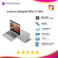 Lenovo Ideapad Slim 3i 14IIL i3 1005G1 4GB 512ssd MX330 2GB OHS -PJID