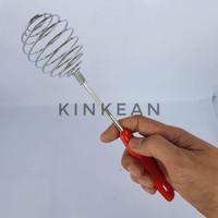 Kocokan / Alat Aduk Adonan / / Whisk Spiral Stirring
