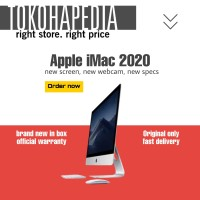 "APPLE iMac 2020 MXWU2 27"" 5K 3.1GHz 10th-GEN CORE i5 / 512GB SSD"