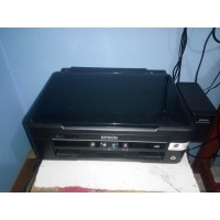 Epson L360 Copy Print Scan Tinta All in One Printer Infus