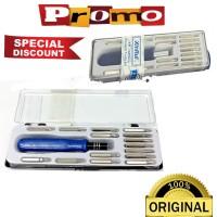 Obeng set 16 in 1 0beng HP kunci Screwdriver Handphone Obeng 16pcs-1