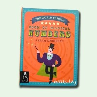 The World-Famous Book of Magical Numbers. Buku anak import