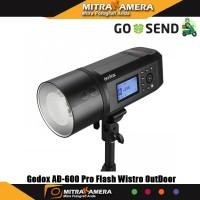Godox AD-600 Pro Flash Wistro OutDoor Lampu Flash Godox AD600 Pro