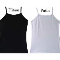 Tank Top Wanita Tali Kecil / Kaos Dalam Wanita Dewasa / Singlet