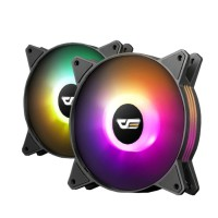 aigo darkFlash C6 Aurora Spectrum RGB Rainbow LED 12CM Case Fan