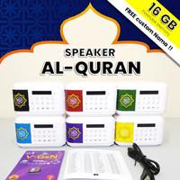 Speaker AL QURAN MUROTTAL Digital | Bonus Kajian Lengkap - Random