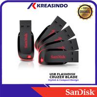 Sandisk Cruzer Blade USB Flashdisk 16gb 32gb 64gb 128gb 256gb 512gb