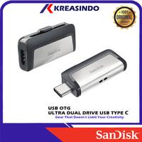 Sandisk Otg Ultra Dual Drive Usb Type-C 32gb 64gb 128gb 256gb 512gb