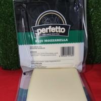 keju mozzarella perfetto 250 gram original label