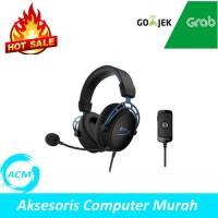 Headset Gaming HyperX Cloud Alpha S Blue