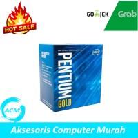 Intel Dual Core Gold G6400