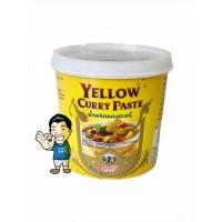 Pantai Norasingh Yellow Curry Paste- Bumbu Pasta Kari Kuning 400 g