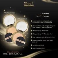 Make Up Bedak Wajah B Erl Three Way Cake Original Best Seller
