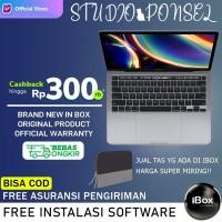 MacBook Pro 2020 13 inch i5 2.0GHz 16GB 1TB MWP52 Gray MWP82 Silver