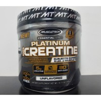 Platinum Creatine Muscletech 400 grams Monohydrate gram Powder BPOM ON