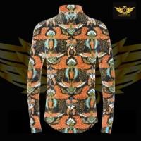 KATUN TULIS NON POLA motif 8 bahan kain batik tulis solo kemeja pria