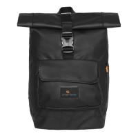 Tas Ransel Backpack Gulung Urban Factor Thunder Black Original