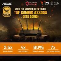 Asus TUF Gaming AX3000 / Dual Band WiFi 6 Gaming Router