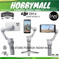 DJI Osmo Mobile 4 / DJI OM4 / Garansi Resmi TAM