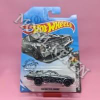 Hot Wheels HW Dream Garage Custom 71 El Camino Dark Grey