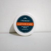 leather filler (dempul bahan kulit) untuk sofa, tas, sepatu, jok