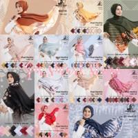 PALING LAKU! Kerudung Umama Narita Motif Segiempat Jilbab Hijab Random