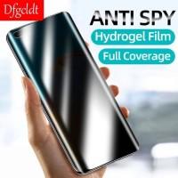 HYDROGEL OPPO F7 F7 PRO Anti Spy Privacy Anti Gores Full Cover
