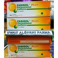 FASIDOL PLUS-Box isi 100Kaplet-Obat Demam&Sakit Kepala-Ifars-Murah-Ori