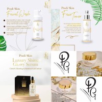 Luxury Shine Glowy and Skincare