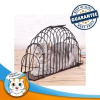 Kandang Grooming Drying Hewan / Kucing Anjing Kecil Mandi Keringin - S