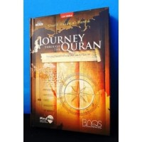 Buku Journey Through The Quran - Mindmap / Sharif Hasan Al Banna
