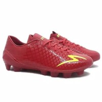 Sepatu Bola / Sepakbola Specs Exocet FG Original Red