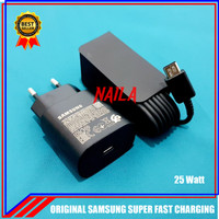 Charger Samsung Galaxy A70 A80 ORIGINAL 100% Super Fast Charging SEIN