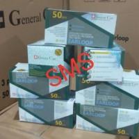 Masker 3ply Earloop General Care/Masker 3 ply Cantol GC