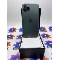 Iphone 11 pro max 256gb Midnight Green second original fullset mulus