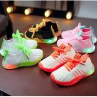 ORIGINALLE sepatu lampu LED anak sekolah import